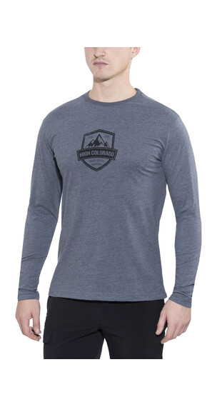High Colorado Wallis 2 HC-M longsleeve Heren grijs